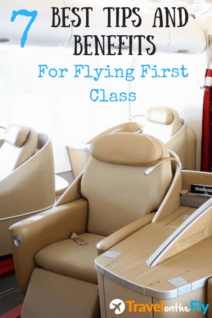 Benefits of first class