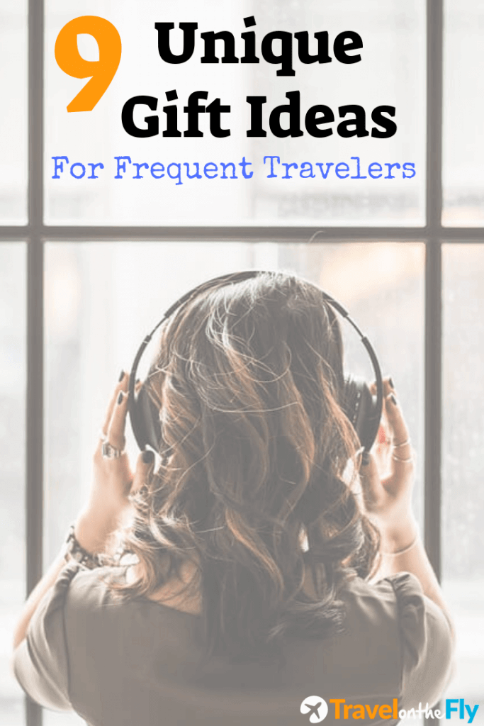 Unique gift ideas for frequent travelers