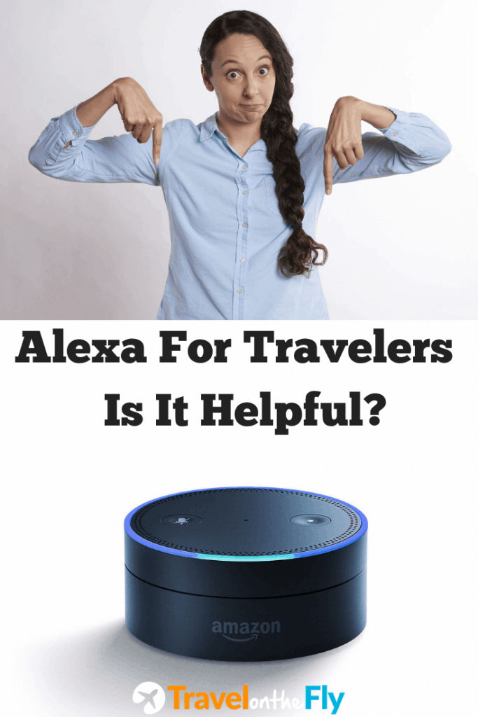 alexa for travelers