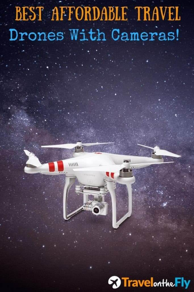 Best Affordable Travel drones