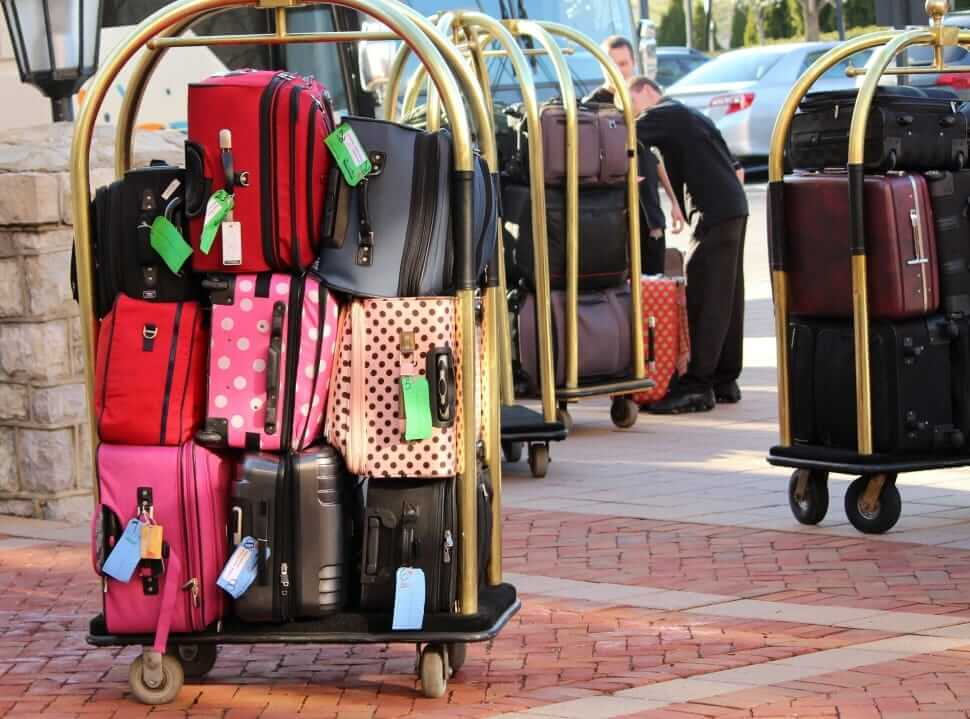 Best folding luggage carts