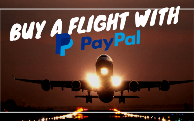 Which Airlines Accept Paypal For Payment?
