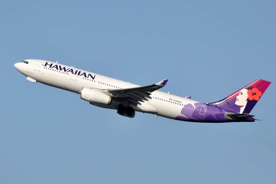 Hawaiian airlines luggage rules