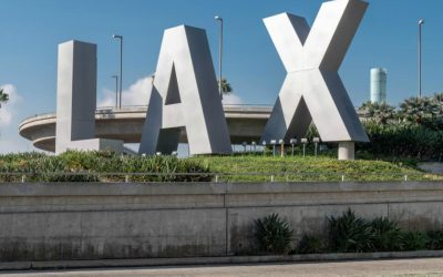 Los Angeles LAX Airport Lounges Guide