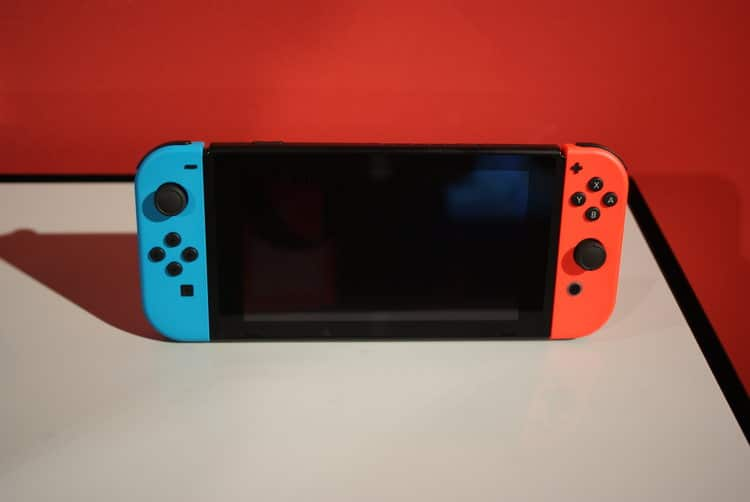 Nintendo Switch - Can I bring a Nintendo Switch on a plane?