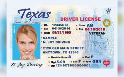 Do you need a star on your driver's license to fly?
