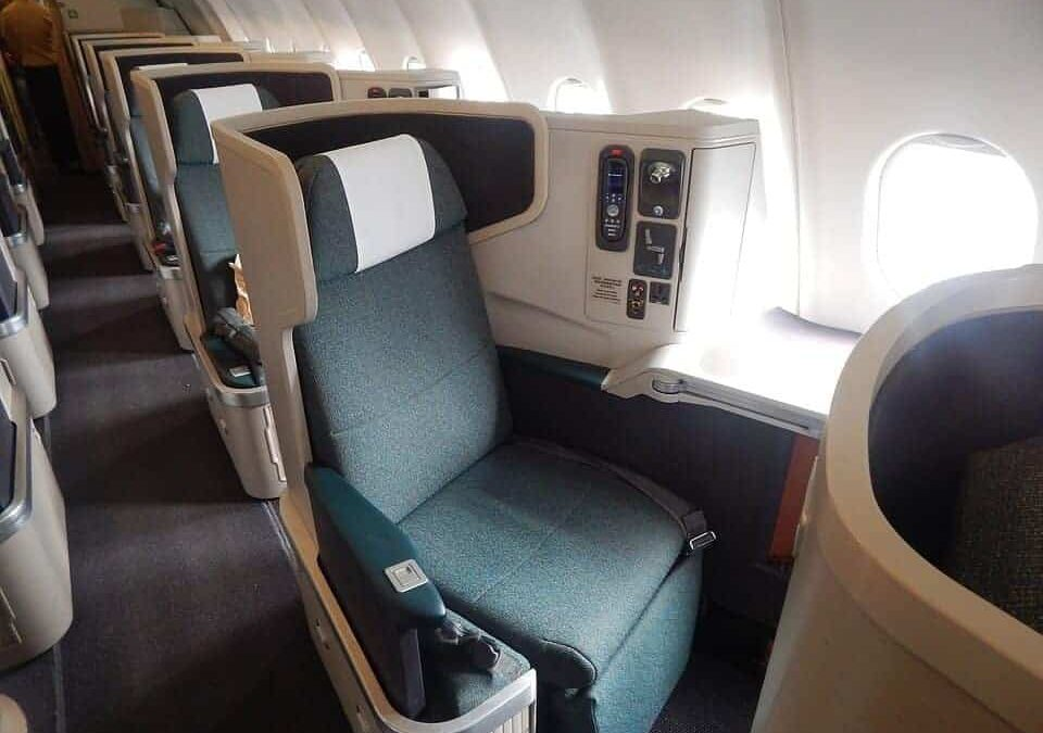 Which Airline Has The Most Legroom?