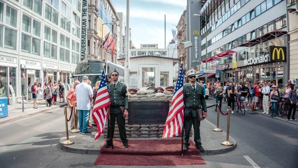 Checkpoint Charlie Germany