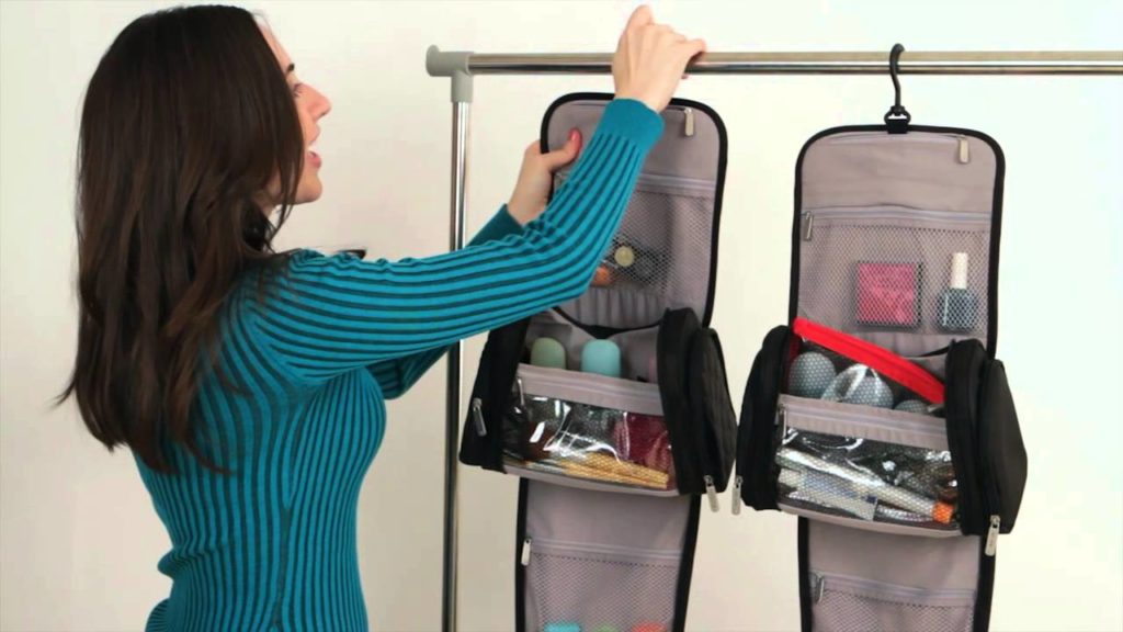 best hanging travel toiletry bag