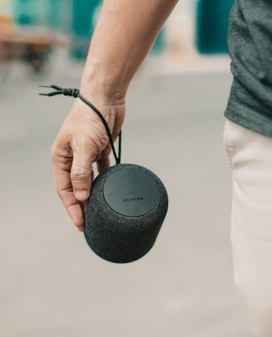 Can I bring a Bluetooth speaker on a plane?