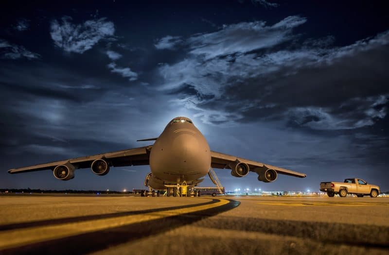Is flying at night dangerous?