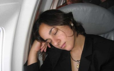 How To Sleep On A Plane In Economy Class (This works)